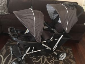 Graco Duo Glider Click Connect Double Stroller for Sale in Long Beach, CA