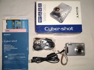 Sony Cybershot Camera for Sale in Midlothian, IL