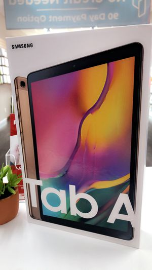 Samsung galaxy Tab A for Sale in Dallas, TX