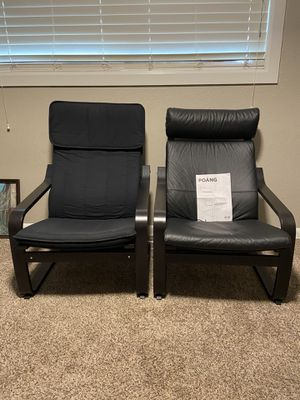 Nice IKEA Poang Chairs for Sale in Portland, OR