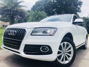 Audi Q5 super low Miles $3300Down & Your Approve for Sale in Sarasota, FL