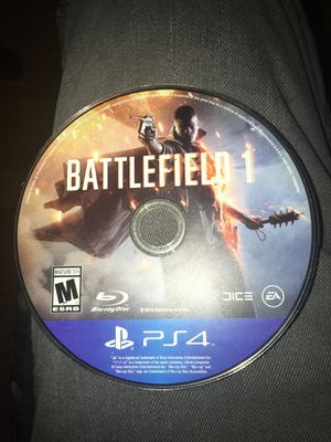 Battlefield 1 for Sale in Indianapolis, IN