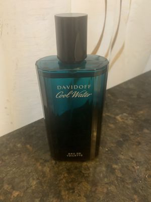 COOL WATER by Davidoff cologne for men EDT 4.2 oz New for Sale in Bell Gardens, CA