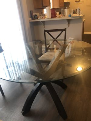 Table and chairs for Sale in Georgetown, KY