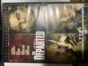 The Departed DVD for Sale in Dearborn Heights, MI