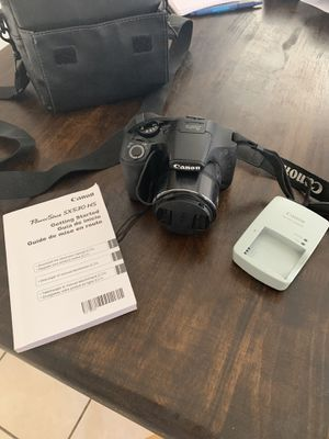 Canon power shot SX530 for Sale in Peoria, AZ