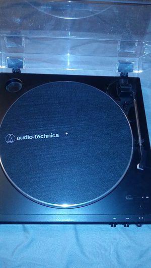 Audoi-technica record player for Sale in Fullerton, CA