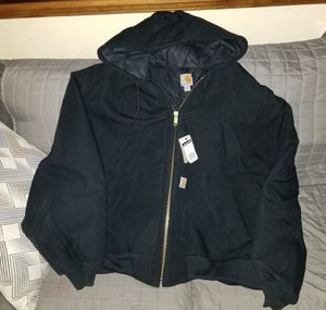 Men's Carhartt Coat Size 4XL NWT for Sale in Doubs, MD
