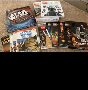 Star Wars books bundle- everything you see in the picture for Sale in Camden Wyoming, DE