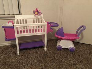 Stroller/ crib set for Sale in Dallas, TX