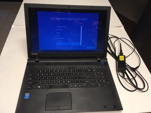 Toshiba Satellite Laptop - 15.6 inch Display for Sale in Modesto, CA