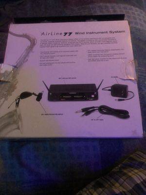 Wireless mic for instruments for Sale in Compton, CA