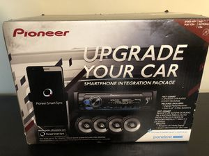 Pioneer Car Stereo System for Sale in Boiling Springs, SC