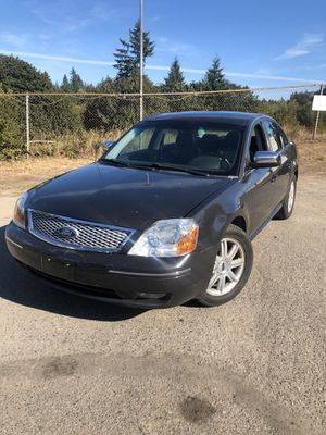 2007 Ford Five Hundred Limited-AWD for Sale in EVERETT, WA