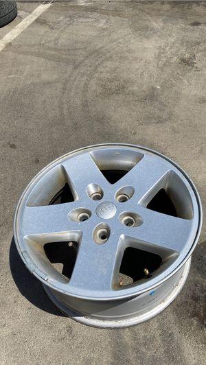 Jeep Aluminum 17' Wheels for Sale in Corona, CA
