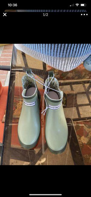 Women's Short Rain Boots - Smith & Hawken™ for Sale in East Compton, CA