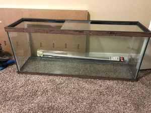50 gallon fish tank for Sale in Auburn, WA