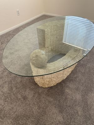 Vintage Stone table for Sale in Las Vegas, NV