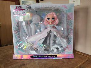 NEW OMG LOL Crustal Star Doll for Sale in Joliet, IL
