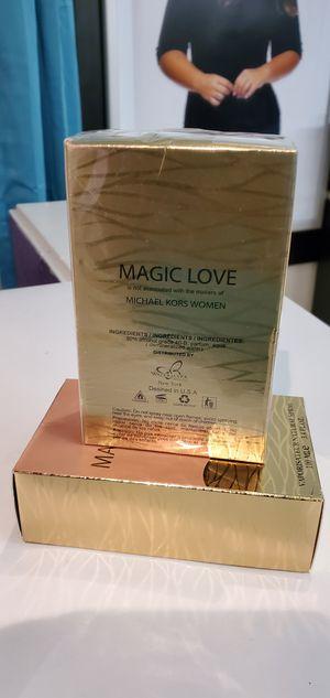 Michael Kors Perfume edp women 3.3 oz / 3.4 oz NEW IN BOX for Sale in Wimauma, FL