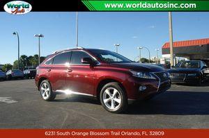 2015 Lexus RX 350 for Sale in Orlando, FL