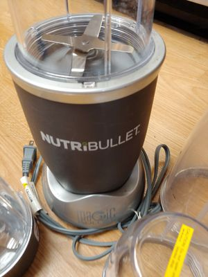 Nutribullet for Sale in Edgewood, WA