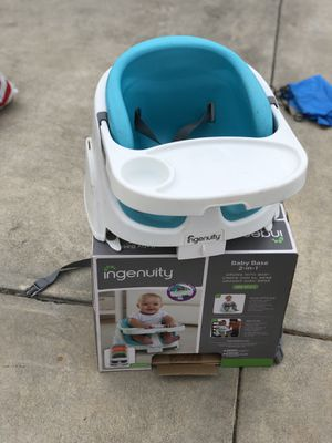 Baby high chair attachment for Sale in West Covina, CA