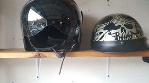 HCI & Jafrum Motorcycle Helmets for Sale in UPR MARLBORO, MD