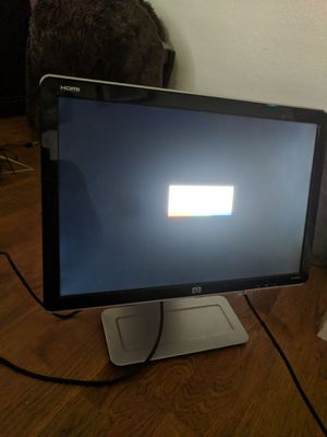 HP 22 inch full HD monitor for Sale in Foster City, CA