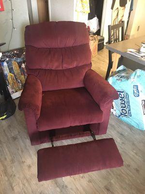 Red La-Z-Boy Recliner Chair for Sale in Denver, CO