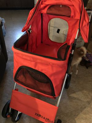 Paws & Pals dog stroller BRAND NEW!! for Sale in Fort Worth, TX