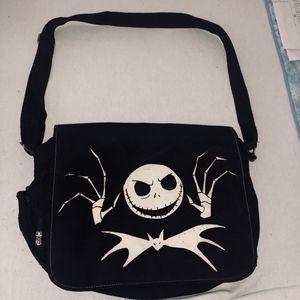 Nightmare Before Christmas Jack Skellington Messenger Bag for Sale in Perris, CA