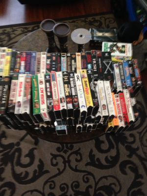 VHR movies .. Comedy and action 90s movies for Sale in Claremont, CA