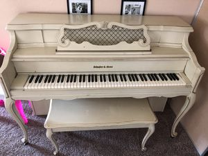 Upright piano for Sale in Rancho Cucamonga, CA