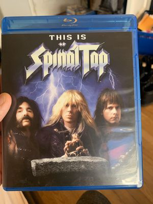 This is Spinal Tap Blu Ray for Sale in San Bernardino, CA