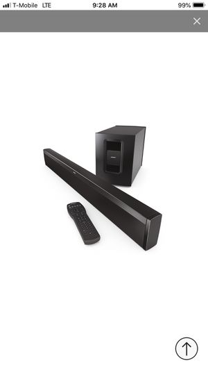 Bose CineMate® 1 SR home theater speaker system, Sound Bar for Sale in Lynnwood, WA