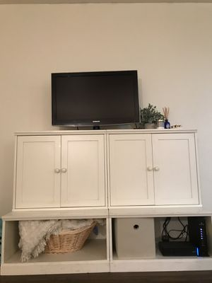POTTERY BARN CABINETS for Sale in Oro Valley, AZ