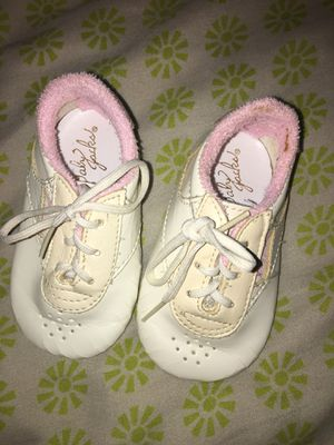 Vintage Baby Jacks Lace Up Shoes 1 Month for Sale in Fort Worth, TX