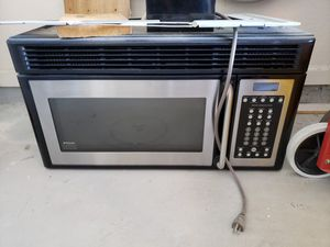 Microwave barely used for Sale in Fort Lauderdale, FL