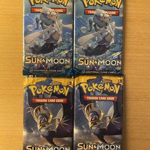Pokémon Cards Sun And Moon for Sale in Riverdale Park, MD