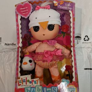 Lalaloopsy Babies Tippy Tumbleina Soft Doll - Rare 2014 - Brand New for Sale in Lacey, WA