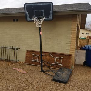 Portable Basketball Hoop for Sale in Tempe, AZ