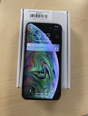 iPhone XS Max for Sale in New Kent, VA