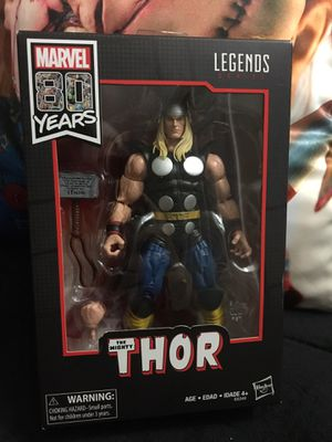 Marvel Legends 80 Years Thor for Sale in Huntington Beach, CA