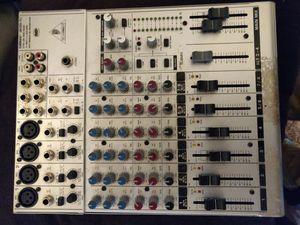 Behringer eurorack ub1204-pro mixer DJ for Sale in Houston, TX