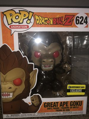 "Dragon Ball Z Great Ape Goku 6"" for Sale in Queen Creek, AZ"