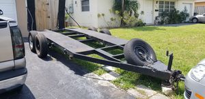 Hand made car trailer 2007 for Sale in Pembroke Pines, FL