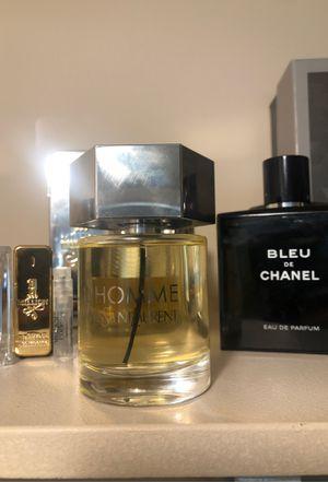 YSL L'homme men's cologne/fragrance >>Read<< for Sale in Renton, WA