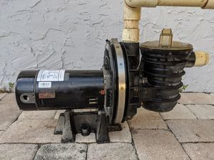 Pool Pump Motor and Trap - 1.0 HP - US Motors for Sale in St. Petersburg, FL