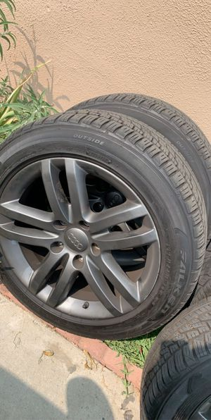 Audi 18 Inch wheels for Sale in Paramount, CA
